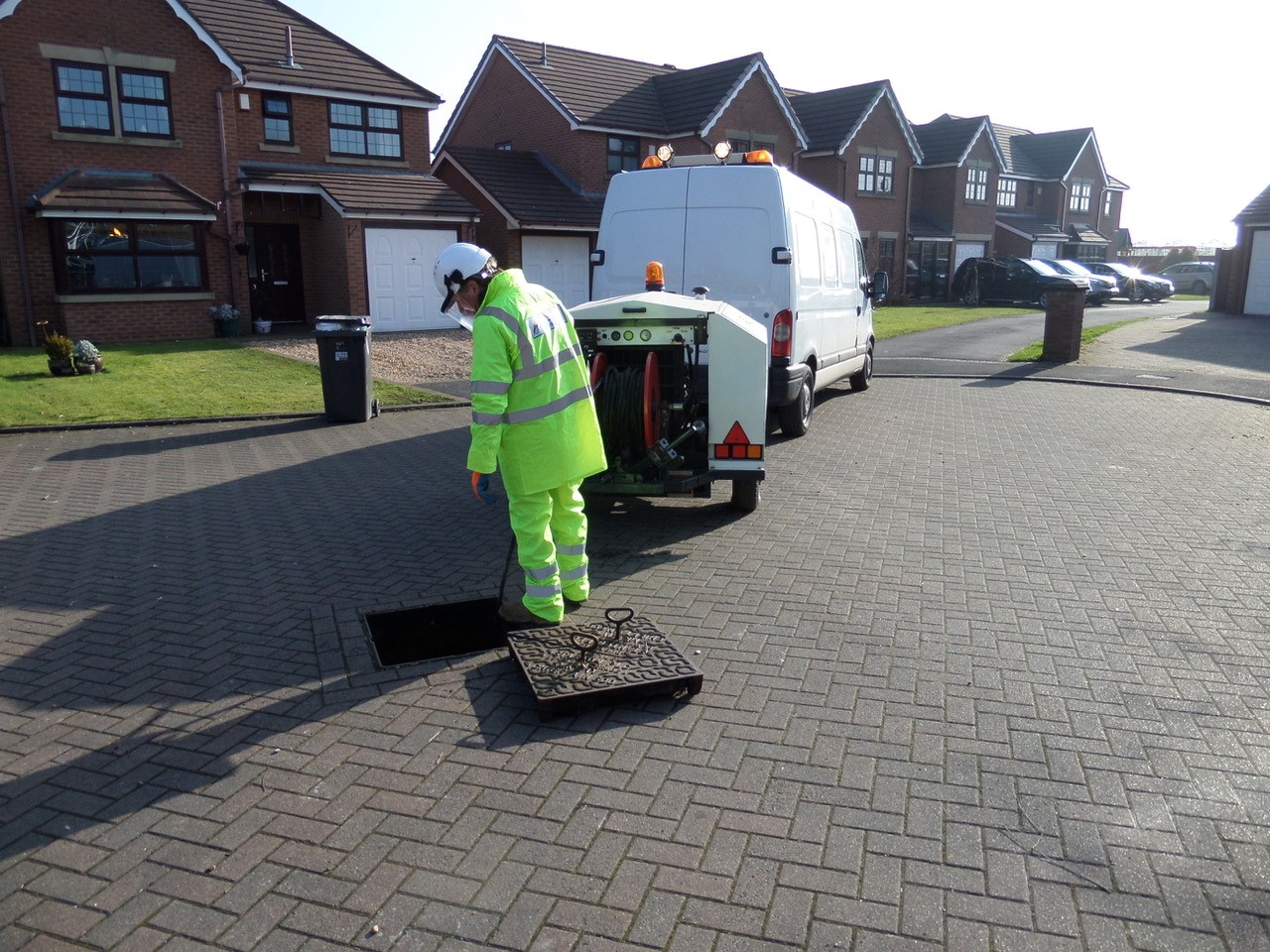 drains unblocked in chorley