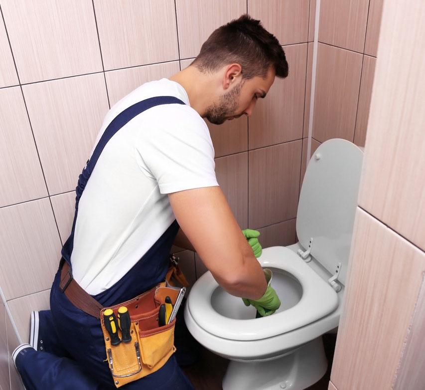 toilets unblocked