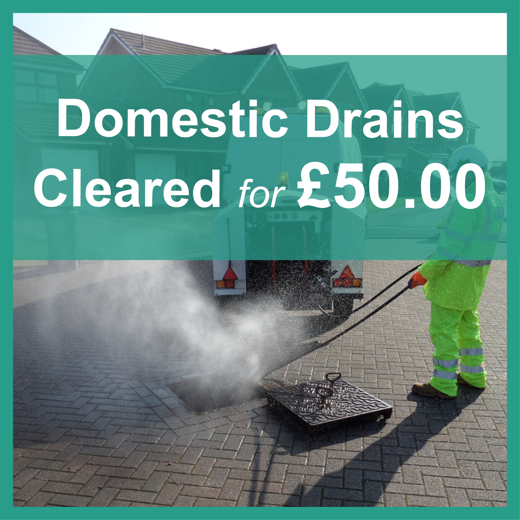 blocked drains preston